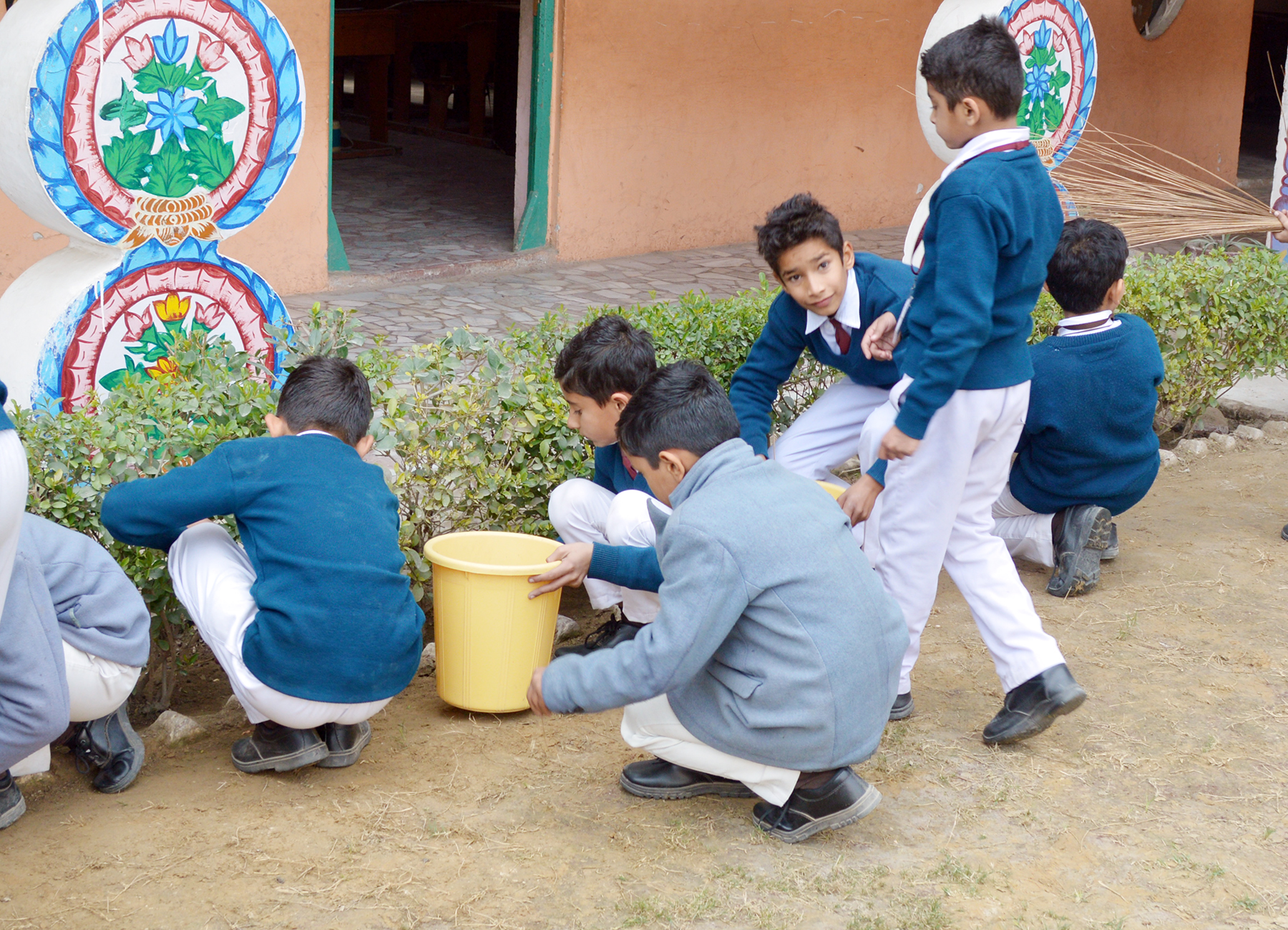 school cleanliness campaign To minimise diseases and illness related to hygiene habits, a special initiative has been taken by a cleanliness campaign titled 'dettol - channel i.
